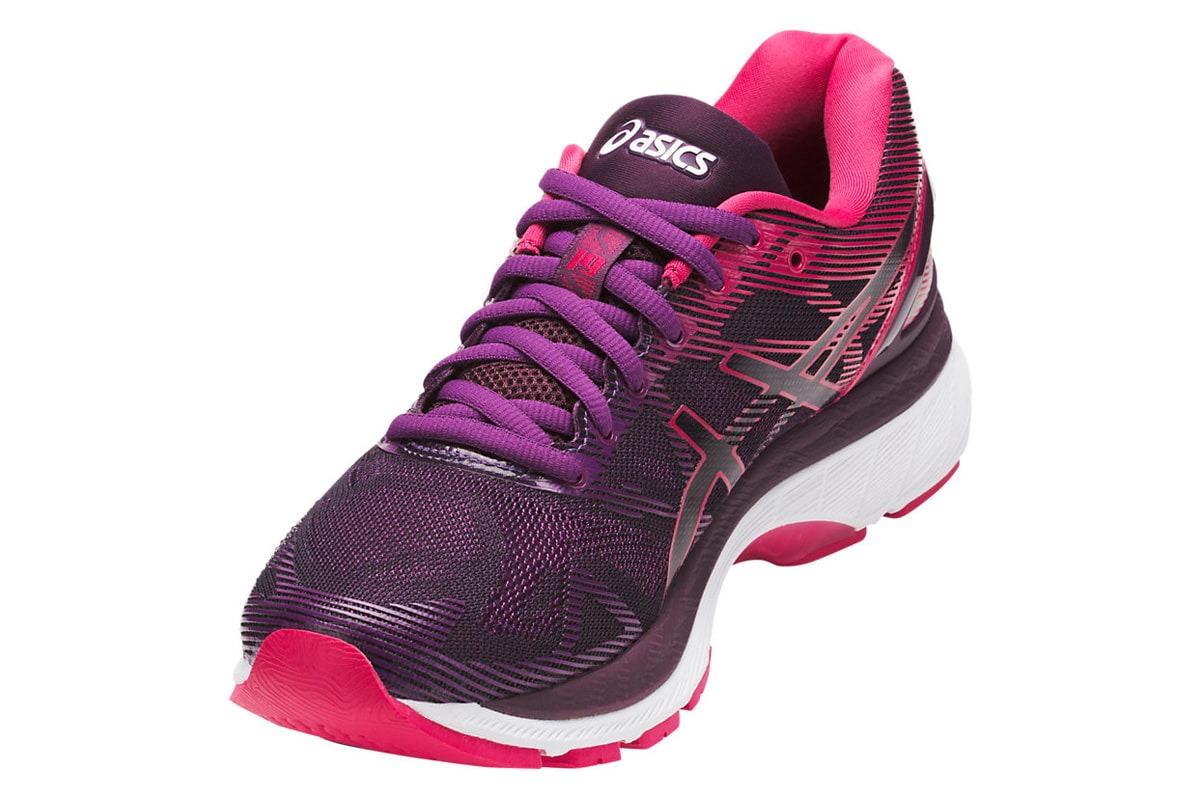 asics mujer zapatillas running nimbus 19