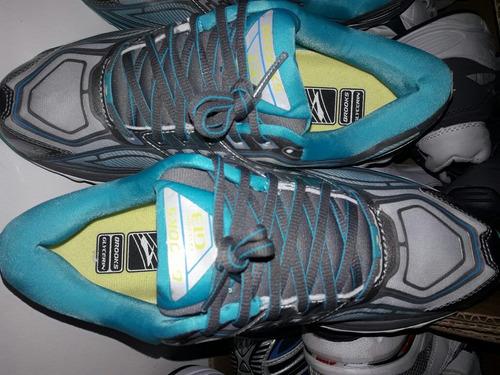 zapatillas running brooks glicerin 13 originales