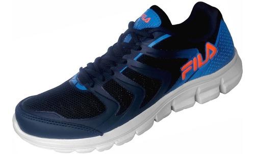 zapatillas running fila powerfull hombre training - estacion deportes olivos