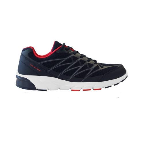 zapatillas running montagne hombre action  azul oscuro