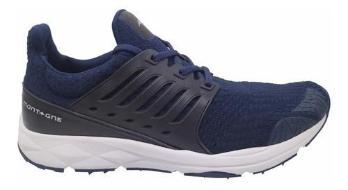 zapatillas running montagne racer 7 azul
