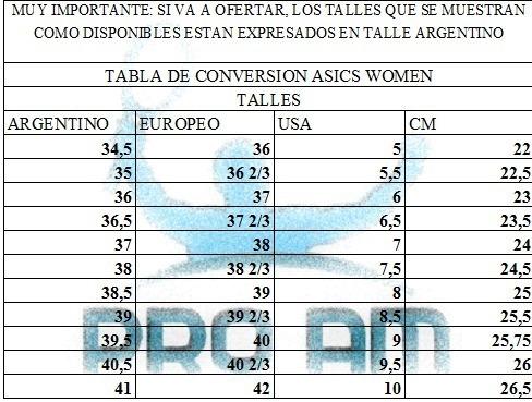 Zapatillas Running Mujer Asics Contend 4a Originales