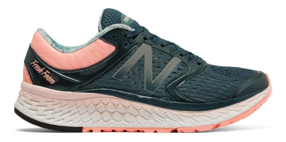 Zapatillas Running New Balance 1080 V7 Mujer Amortiguación