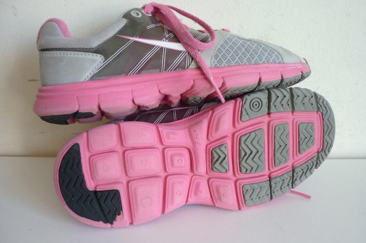Zapatillas Running Nike Mujer Talla 33.5 $ 8.000