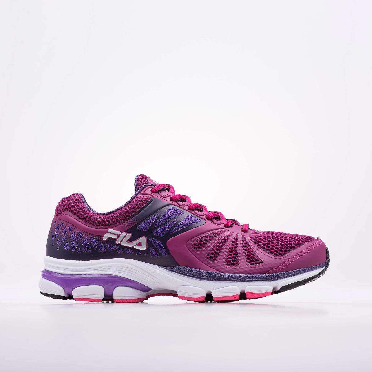 40d955b648 Zapatillas Running Y Fitness Mujer Fila Pulse 2.0 - $ 1.745,00 en ...
