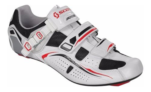 zapatillas ruta road scott pro cycl talle 46 30cm candembike