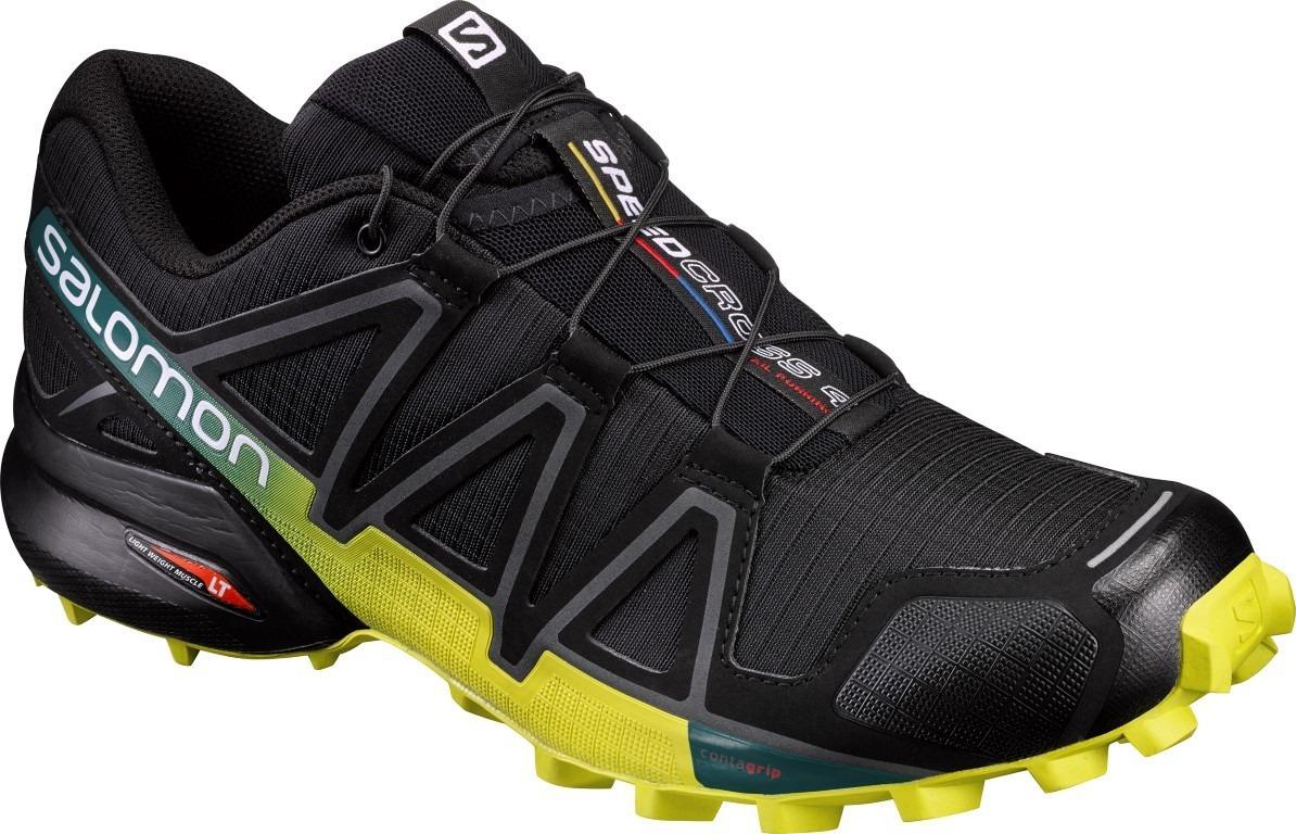 Zapatillas Salomon Hombre Speedcross 4 Trail Running