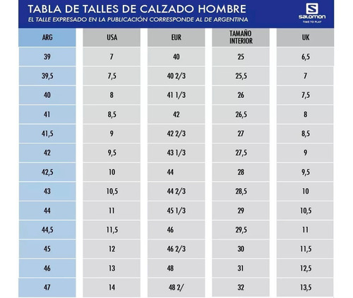 zapatillas salomon sonic aero - hombre - running