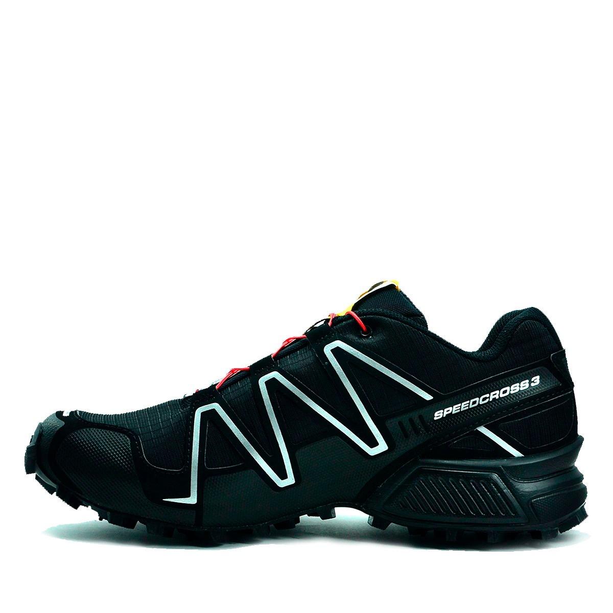 Zapatillas Salomon Speedcross 3 Hombre Negro
