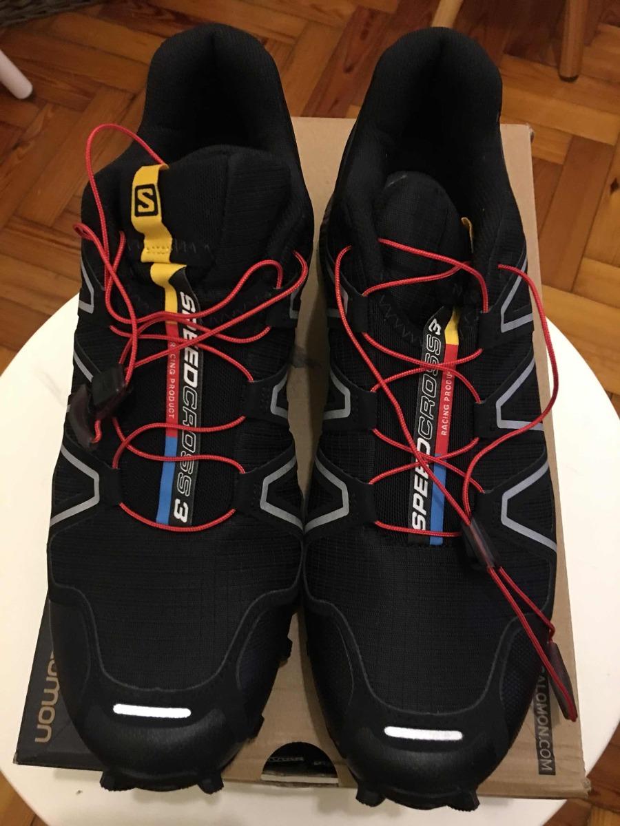 1a15c852e0c Zapatillas Salomon Speedcross 3 Para Hombre Talle 10.5 - $ 3.400,00 ...
