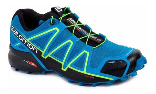 zapatillas salomon speedcross 4 cs hombre mujer running°