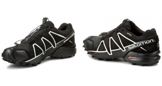 Zapatillas Salomon Speedcross 4 Gtx Goretex ( Hombre )
