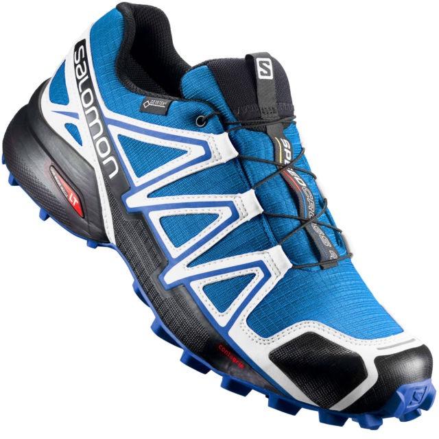 Zapatillas Salomon Speedcross 4 Gtx Impermeables Hombre!!