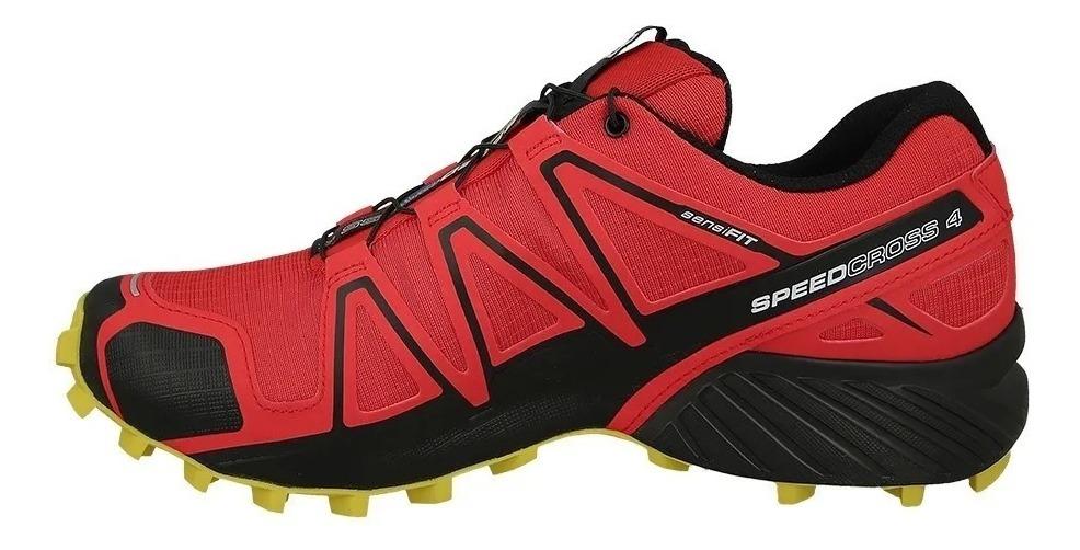 zapatillas salomon speedcross 4 y 5
