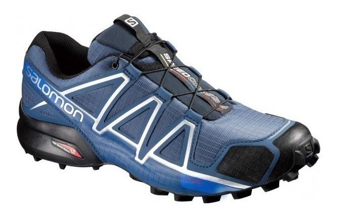 Zapatillas Salomon Speedcross 4 Hombre(383136)+regalo S+w