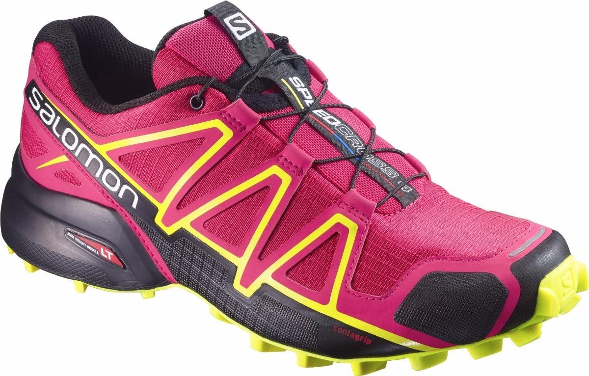 c4500b7b80a zapatillas salomon speedcross 4 mujer - running -. Cargando zoom.