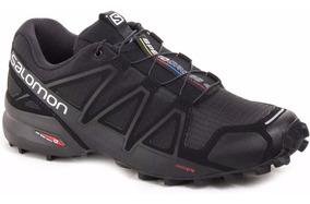 Zapatillas Salomon Speedcross 4 Negras Trail Running Hombre