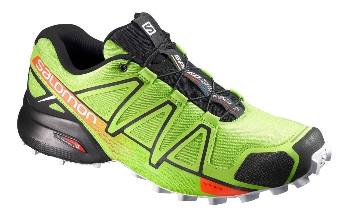 Zapatillas Salomon Speedcross 4 Trail Running Hombre 398420
