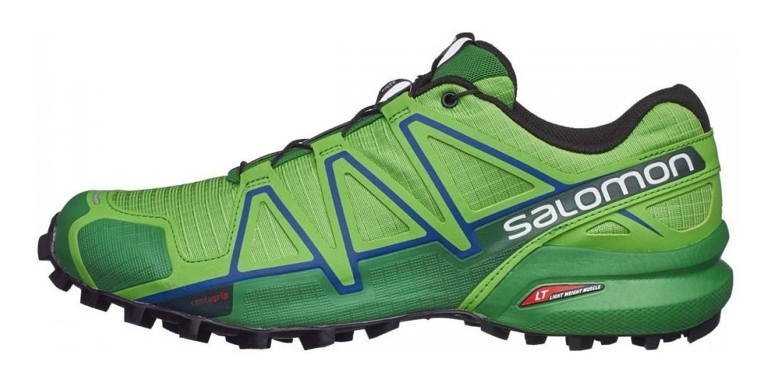 zapatillas salomon speedcross 4 hombre caracteristicas tecnicas