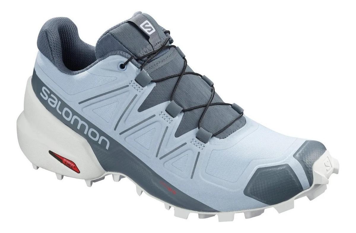 Zapatillas Salomon Speedcross 5 Cel De Mujer