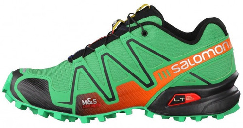 zapatillas salomon speedcross ideal correr caminar agreste