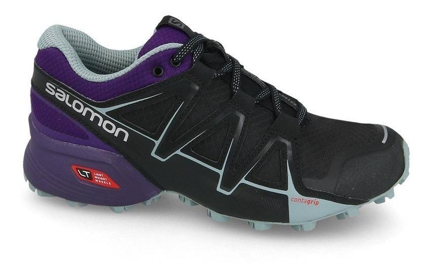 Zapatillas Salomon Speedcross Vario 2 Mujer(406107)+regalo