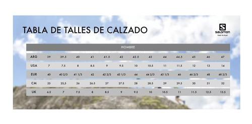 zapatillas salomon trekking speedcross hombre trail running