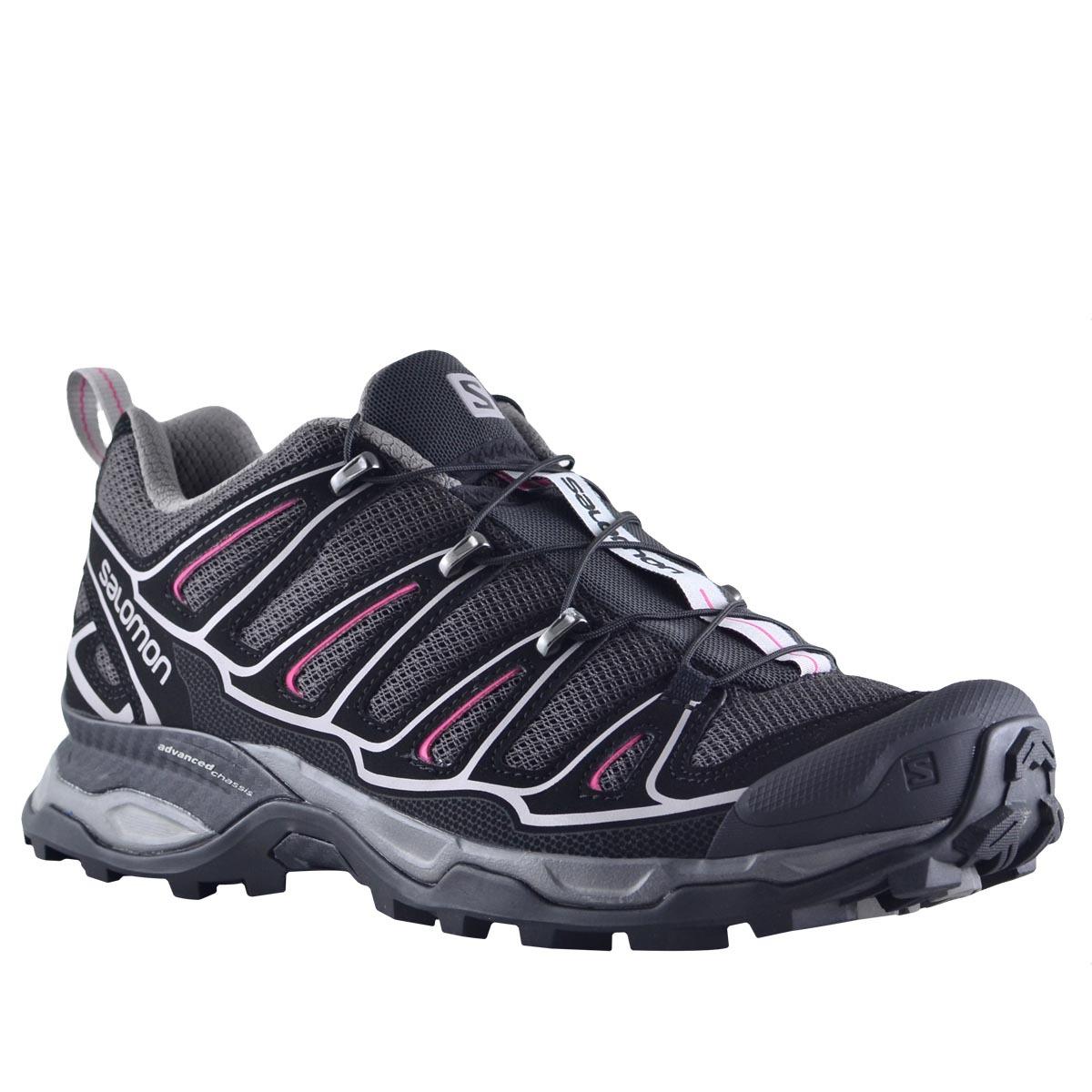 cf9f1884288 Zapatillas Salomon X Ultra 2 Mujer Gris - $ 2.900,00 en Mercado Libre