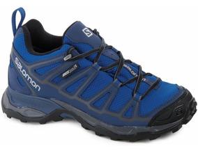 Zapatillas Salomon X Ultra Prime Cs Hombre Impermeables Run