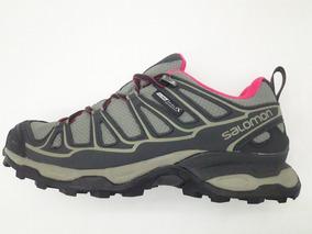 zapatillas salomon mujer exit aero swamp trekking 10 10h