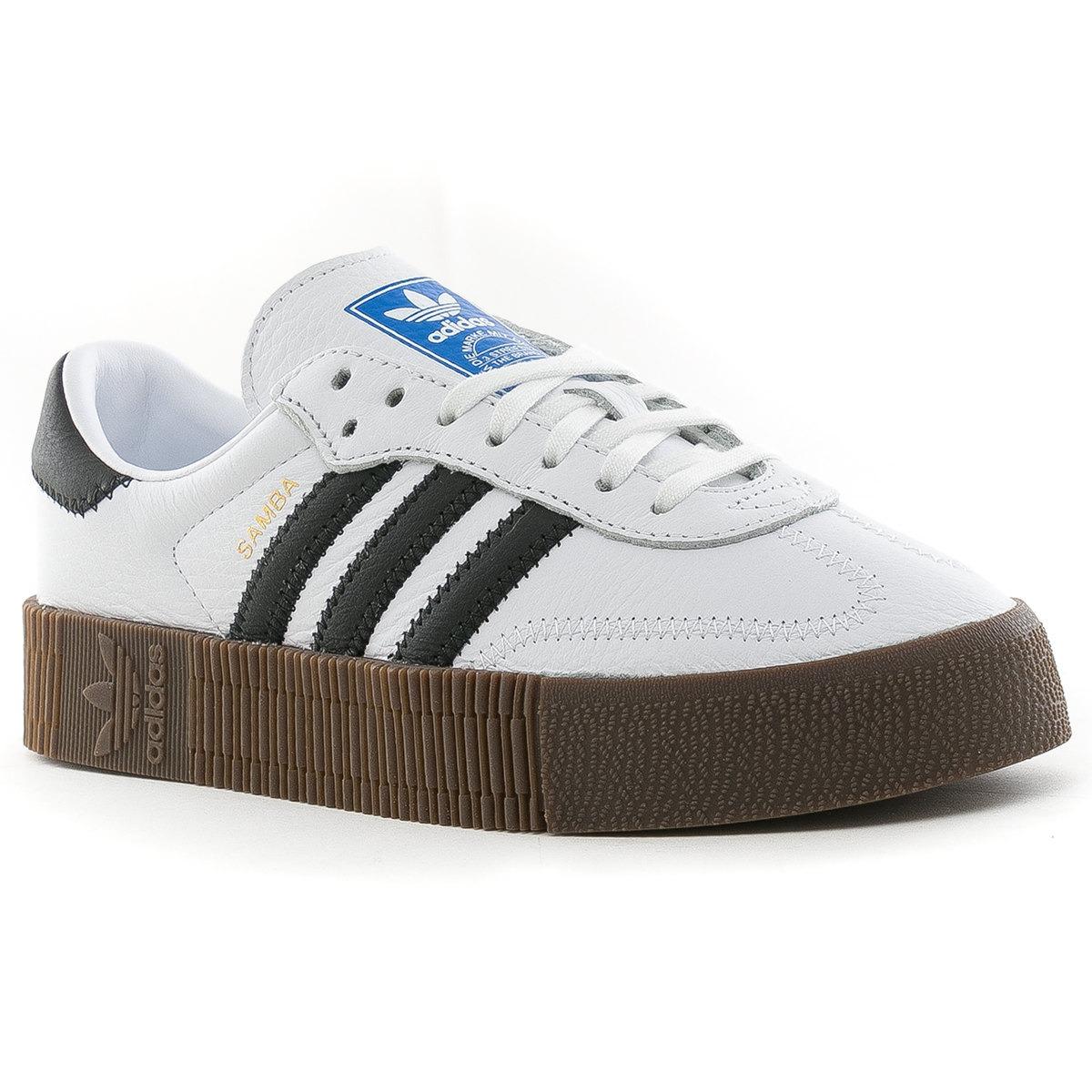 zapatillas marrones adidas