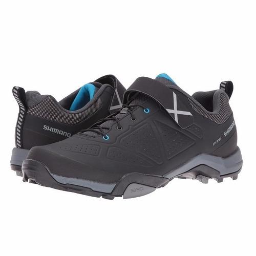 zapatillas shimano montaña sh mt5 t43/27 spd ciclismo tenis