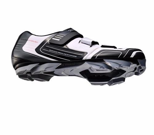 zapatillas shimano montaña xc31 t42/26.5 spd meses sin inte
