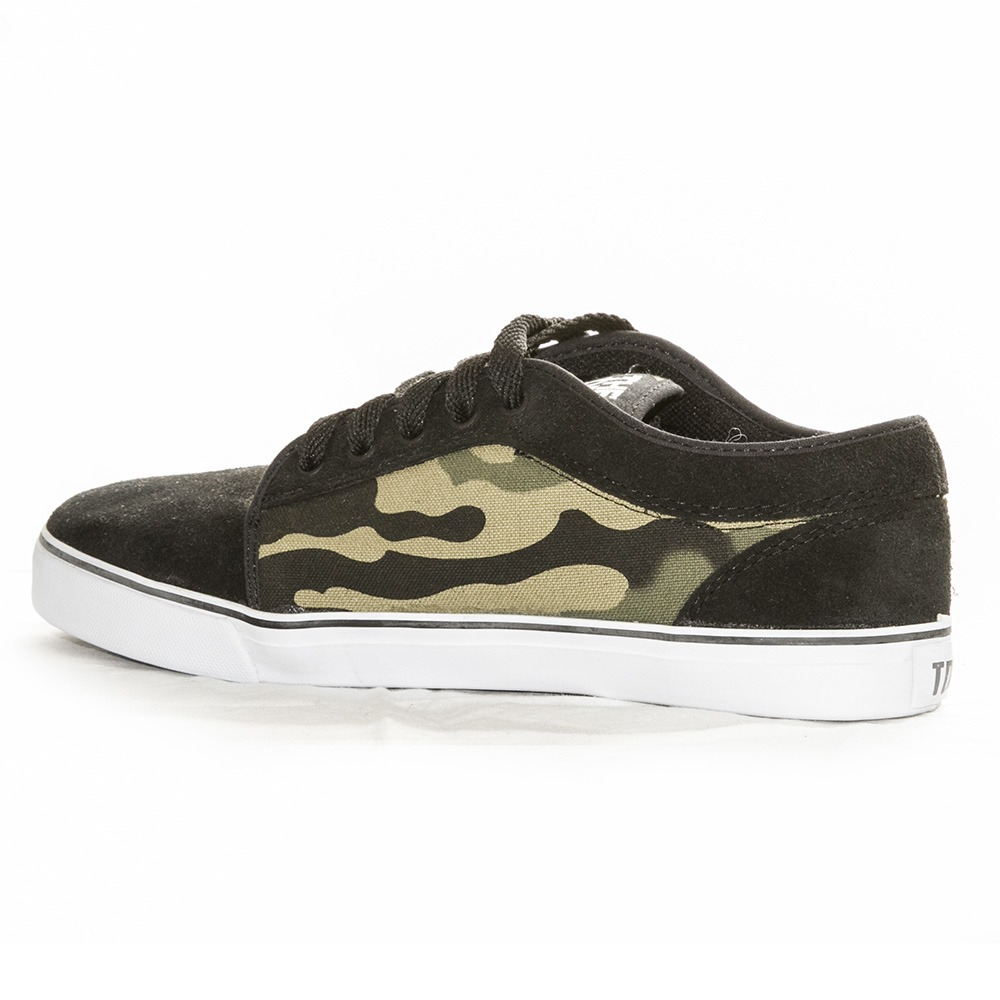 5a0c278ebc6e9 Zapatillas. Skate. Hip Hop. The Dark King. Cali.camuflada. -   1.490 ...