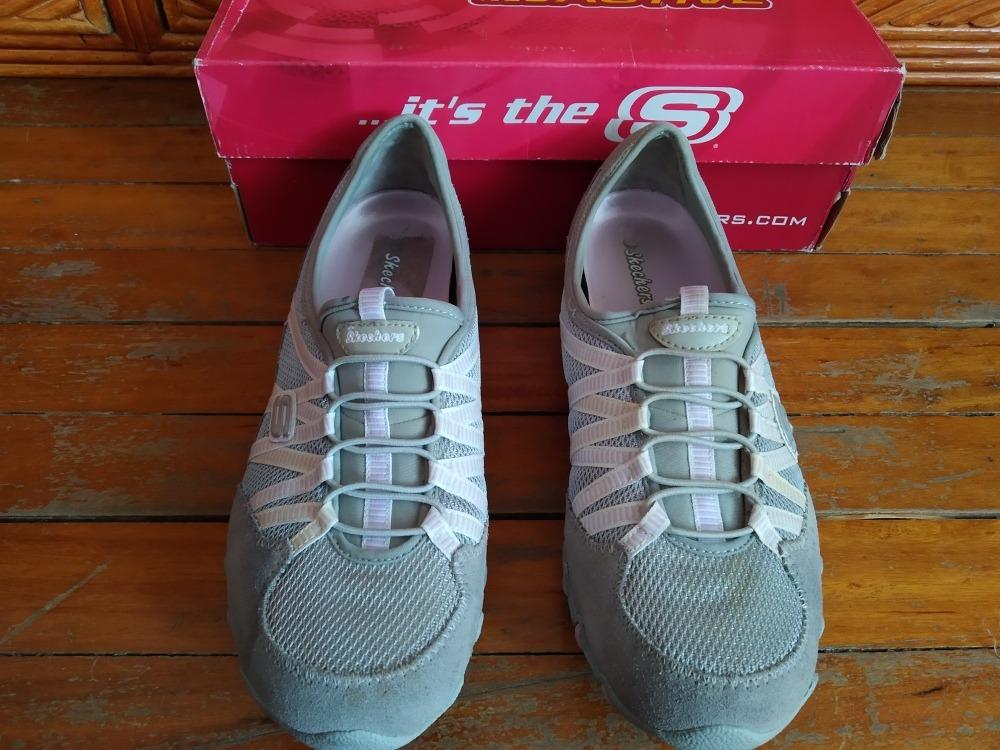 Zapatillas Skechers Active Usa Para Mujer Talla 10