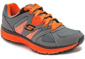 Running Zapatillas Outfield Agility Gimnasio Skechers Hombre IbvYf7g6y