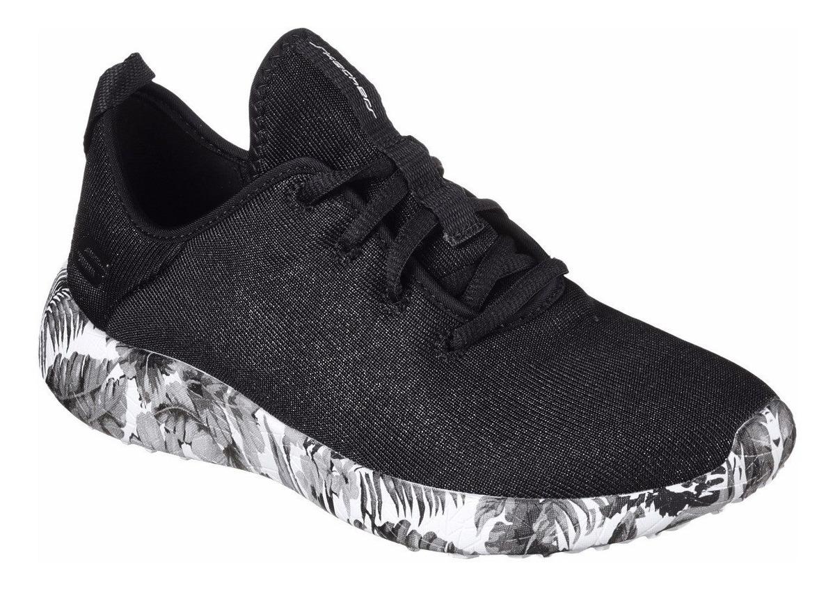 zapatos skechers 2018 negro running