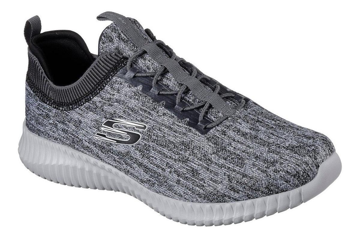 Skechers Elite Hartnell Zapatos Hombre Deportivo Suela Foam