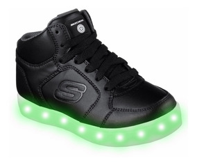 23cbcbe3 Zapatillas Skechers Niño Niña Energy Lights Luces Deportivas