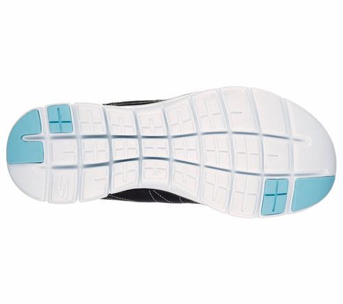zapatillas skechers flex appeal 2.0  memory foam flex mujer.