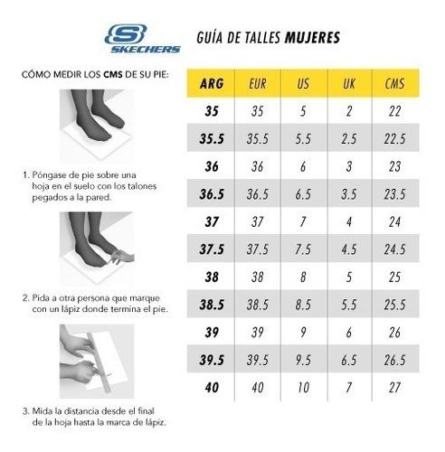 zapatillas skechers go run 600 obtain mujer running imported