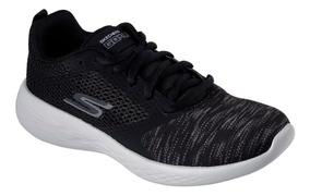 Zapatillas Skechers Go Run 600 Reactor 55081 Bkgy Envío País