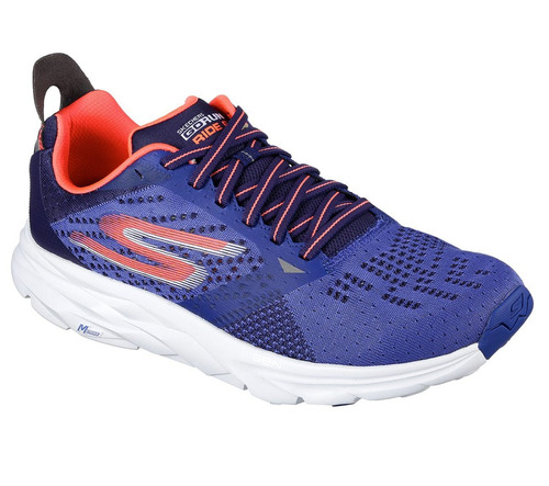 zapatillas skechers go run ride 6 hombre ideal  running