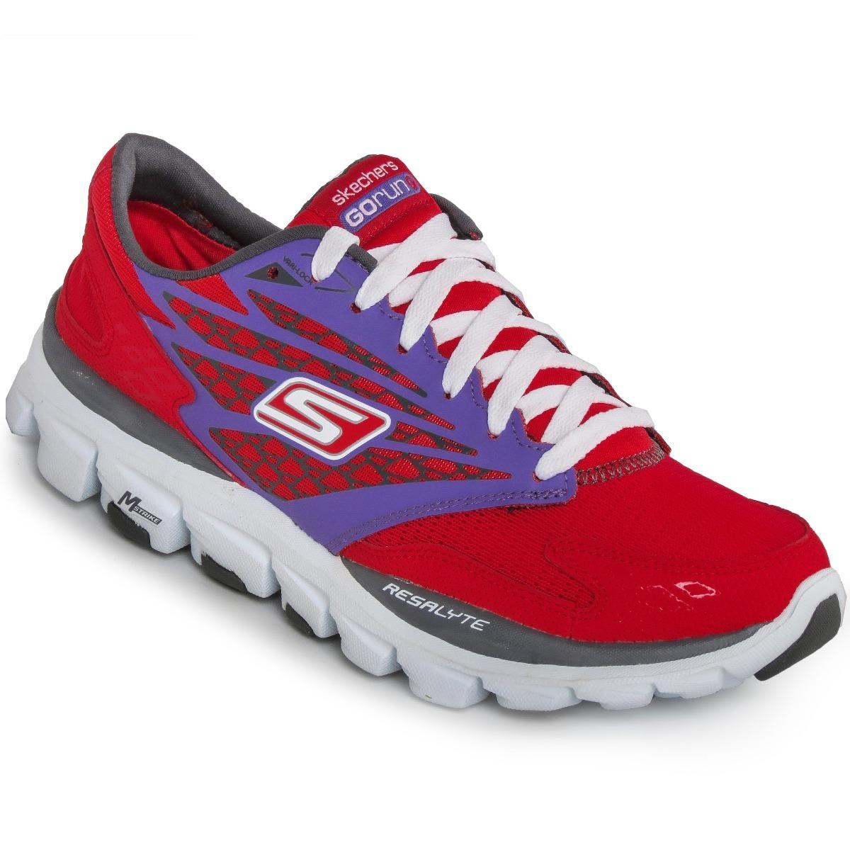 zapatillas skechers running mujer