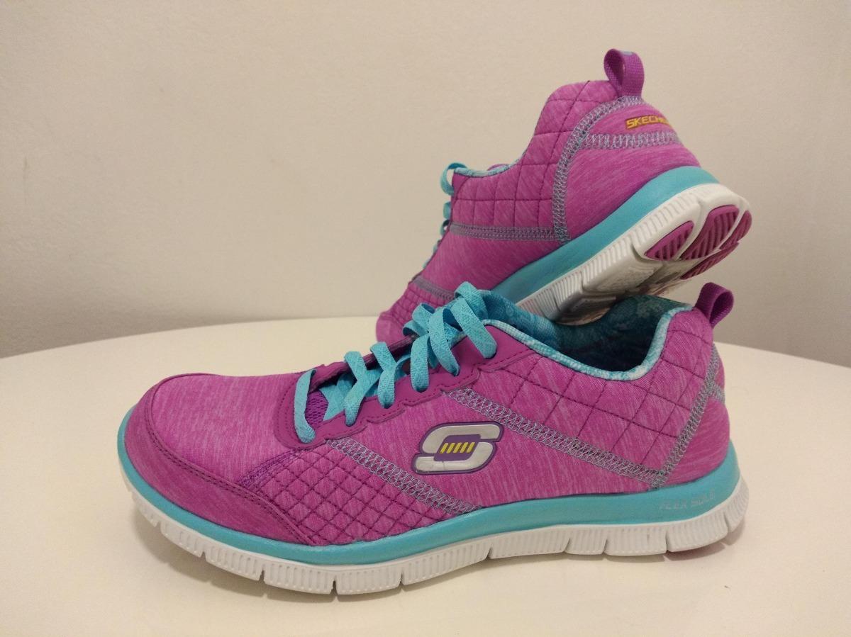 zapatillas skechers flex sole