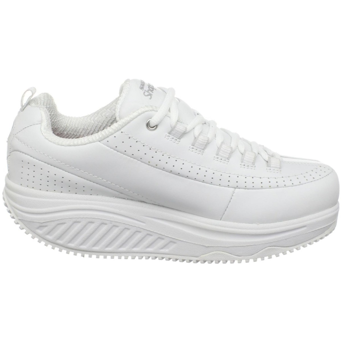 zapatos skechers shape ups dama
