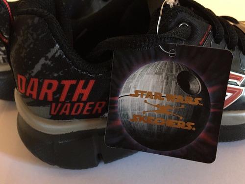 zapatillas skechers, star wars - importadas de usa!!!