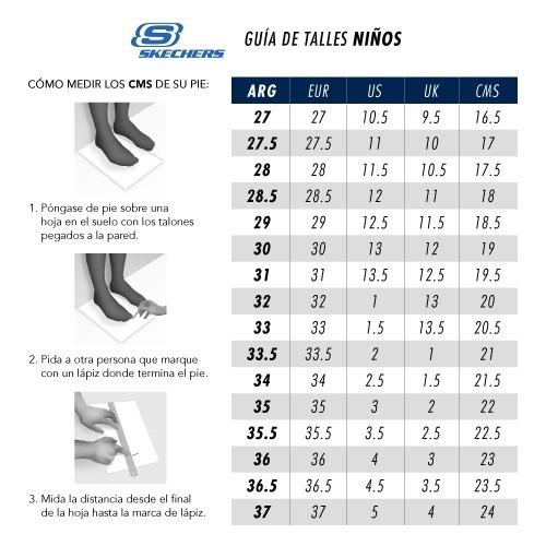 Velocidad supersónica Ascensor Pacífico  tallas skechers mujer - Tienda Online de Zapatos, Ropa y Complementos de  marca