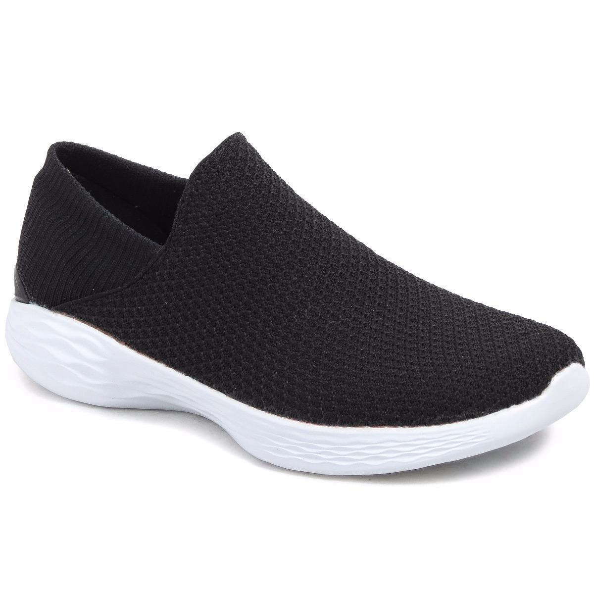 04d13c42151 zapatillas skechers you mujer deportivas caminata yoga sk. Cargando zoom.