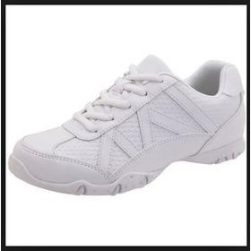 Zapatillas Smartifit De Usa Blancas Escolares